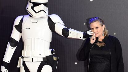 Star Wars-film opgedragen aan Carrie Fisher