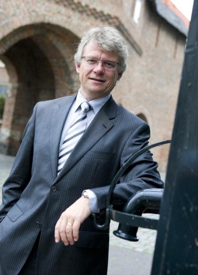 John Berends. Foto Henk Merjenburgh
