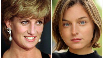 Onbekende Emma Corrin (24) wordt Diana in 'The Crown'