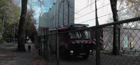 Hardnekkige brand bij papierfabriek in Eerbeek geblust