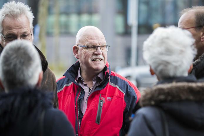 Machinist Flierman ging volgens de kantonrechter zijn boekje te buiten door het treinverkeer plat te laten leggen bij een actiebijeenkomst.