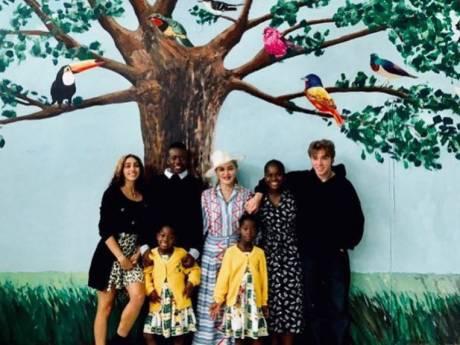 Queen of Pop en familievrouw: dit zijn de zes kinderen van Madonna
