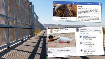 Geheime Facebookgroep ontdekt waarin Amerikaanse grensagenten zich helemaal laten gaan en tonen hoe ze écht denken over migranten