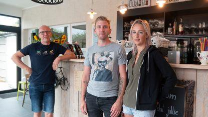 """Wim en Stefanie nemen horecazaak De Buurman over: """"Eindelijk wagen we de sprong!"""""""