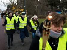 Opnieuw vredestocht in Helmond