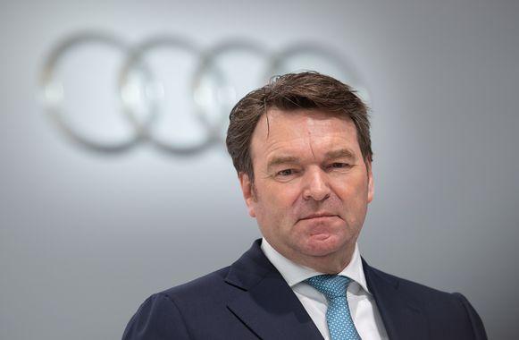 Audi- topman Bram Schot.