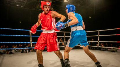 Veel sfeer en meer dan duizend toeschouwers op tweede Exclusive Boxing Night