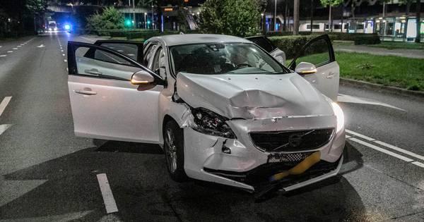 Opnieuw een ongeluk in Arnhem waarbij bestuurder te veel had gedronken.