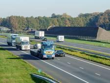 Commissie wil onderzoek naar 100 km/u op A1