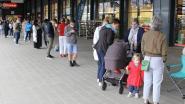 Ellenlange wachtrij bij eerste opening van Brantano in Shopping Park sinds start uitverkoop