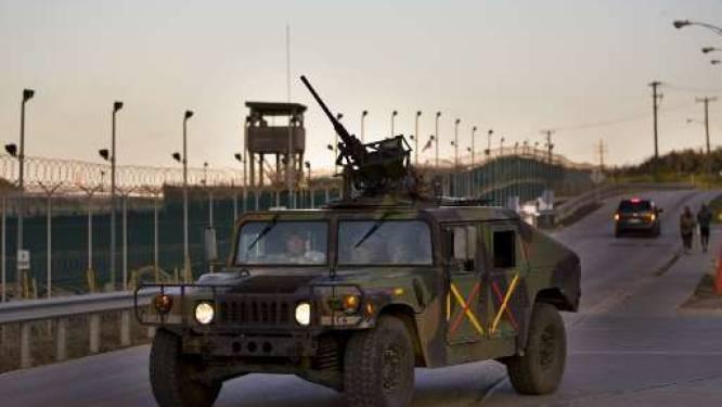 Obama wil Guantanamo sluiten