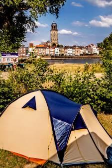 Stedentrip in Nederland? Dat kan ook met de tent!