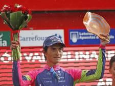 Le Colombien Winner Anacona blessé après une chute à l'entraînement