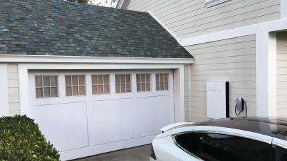 Tesla maakt dakpannen van zonnepanelen