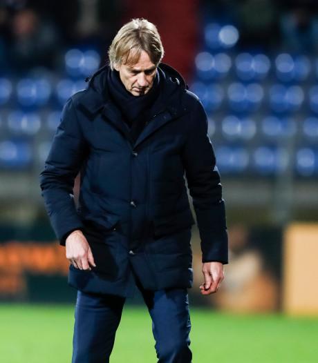 Adrie Koster pakt met Willem II eindelijk weer driepunter
