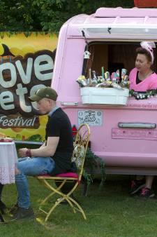 Festival Over De Top in Lichtenvoorde relaxt van start