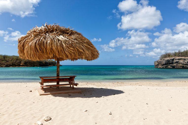 Door corona en het wegvallen van het toerisme staat Curaçao economisch aan de rand van de afgrond. Beeld