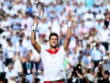 Djokovic in twee sets langs bedwinger  Dimitrov