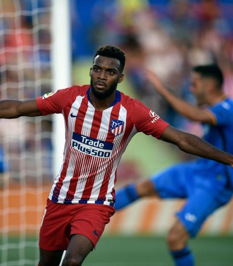 Lemar leidt Atlético Madrid langs Getafe