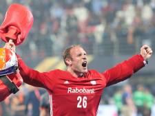 Goalie Blaak: van witheet naar euforisch