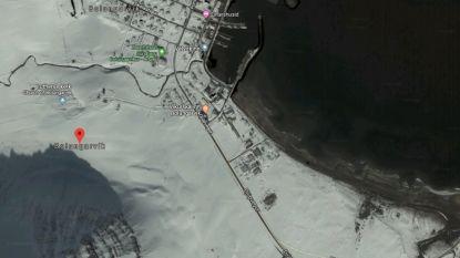"""IJslandse burgemeesters boos op Google Maps: """"Er ligt overal sneeuw"""""""