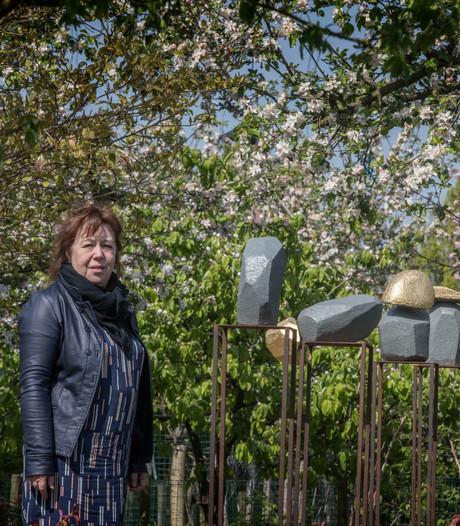 Eerselse museumtuin nog mooier met Bergeijkse beelden