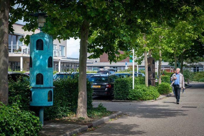 De Lantaarn van de Toekomst bij zorgcentrum De Lingehof in Bemmel.