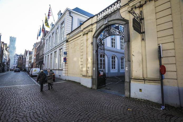 Het Conservatorium in Brugge.