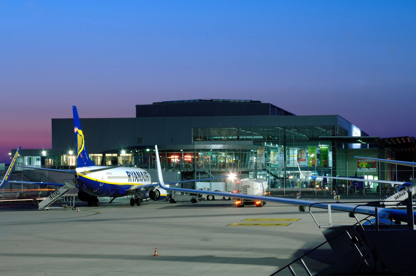 Vliegveld Weeze. Foto ter illustratie.