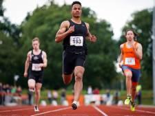 Eindhovense sprinter Riq de Wit: 'Ik had nooit gedacht dat ik dat zou kunnen'