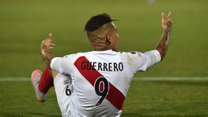 Peruviaan Guerrero speelt laatste troeven uit om cocaïneschorsing te omzeilen en toch naar het WK te trekken
