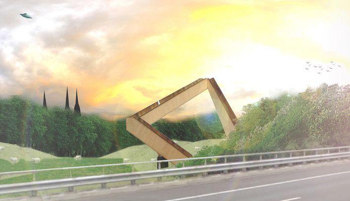 De Nieuwe Herdgang in Moerenburg