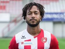Joel Thomas scoort enige Eindhovense treffer in Koning Willem II stadion