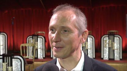 Helmut Lotti neemt dvd op in exclusieve spiegeltent