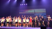 Basisschool De Moppies brengt musical over spannende vliegreis