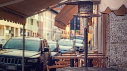 Frankrijk verbiedt terrasverwarming vanaf eind volgende winter