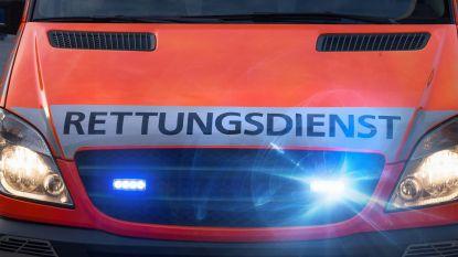 Vier doden bij zware crash op Duitse snelweg: zeker 10 voertuigen betrokken