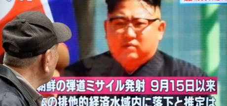 Noord-Korea vuurt opnieuw raket af en verklaart nucleair programma 'voltooid'