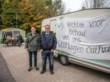 Zwolse woonwagendeskundige: 'Protesten woonwagenbewoners nemen toe'