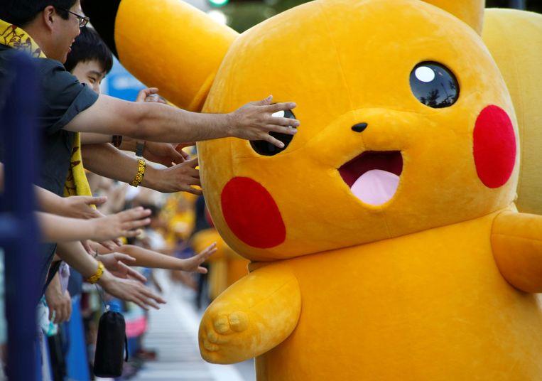 Pokémon, waarvan Pikachu ongetwijfeld het populairste figuurtje is, blijft razend populair. In Japan wordt er nu een Tamagotchi van gemaakt.