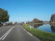 Politiek Goes: 'Veiligheid op weg langs kanaal bij Wilhelminadorp moet beter'