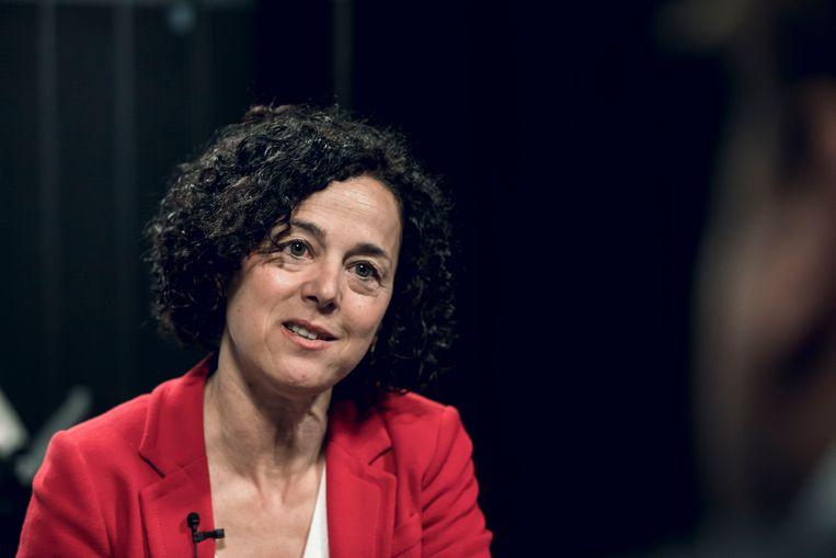 Verkiezingen :   15/04/2019 : Lijsttrekker Annick Lambrecht.