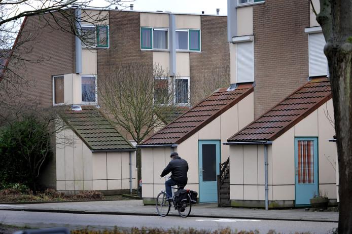 De Vlissingse wijk Bossenburgh.