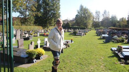 Ingegroende begraafplaatsen moeilijk begaanbaar voor wie slecht te been is