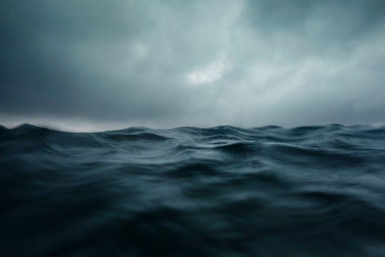 De zee is bij L.H. Wiener een vijand, maar ook een bron van existentiële diepgang. Beeld Getty Images