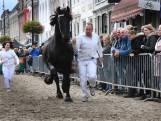 Remco (29) wordt met zijn paard Friezo tweede op Paardenmarkt Vianen: 'Echt gaaf'