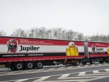 De Nederlandse supertrucks rijden België in