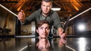 Philippe Heylen (23) en Gert De Mangeleer (41): de jongste sterrenchef ooit en zijn leermeester
