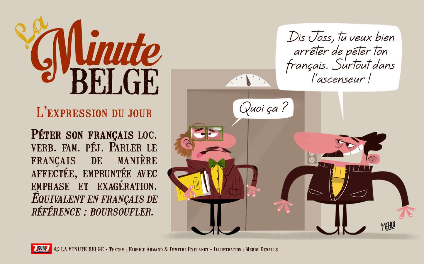 """""""Péter son français"""""""
