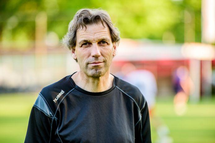 Erik van Esch op archiefbeeld